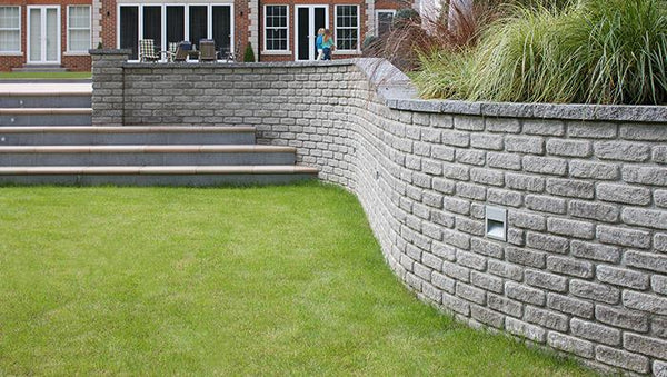 Marshalite Rustic Finish Garden Walling
