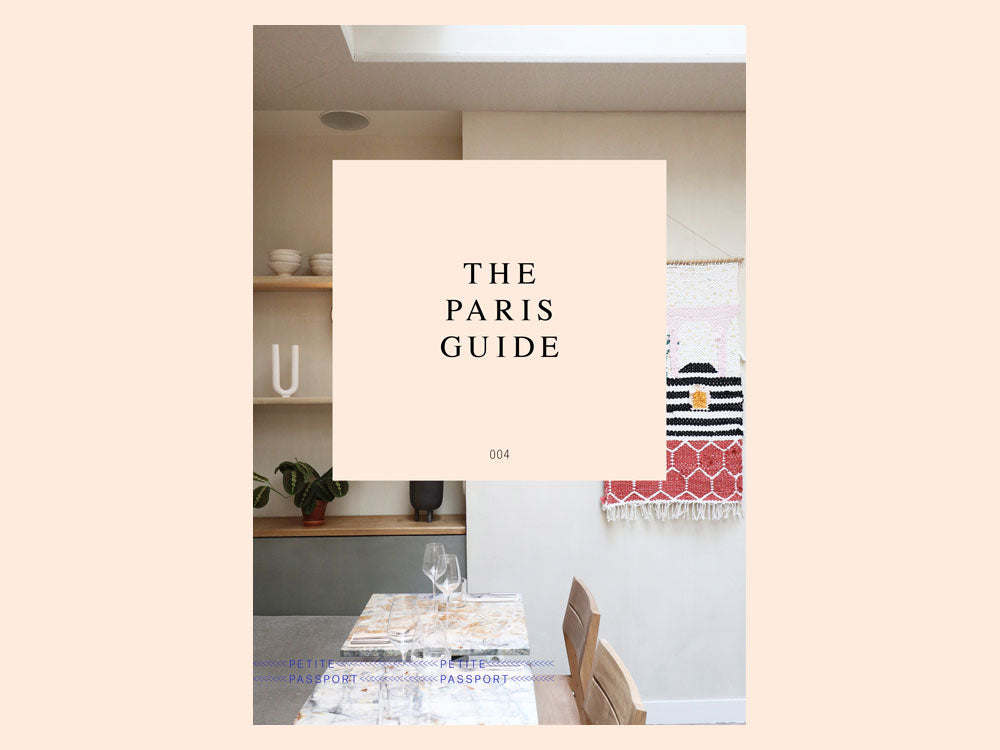 THE PARIS GUIDE (PRINTED)