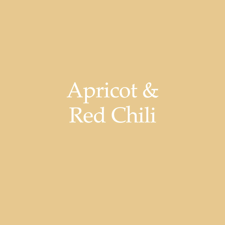 Apricot & Red Chili