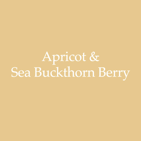 Apricot & Sea Buckthorn Berry