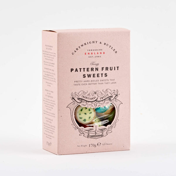 Cartwright & Butler // Pattern Fruit Sweets