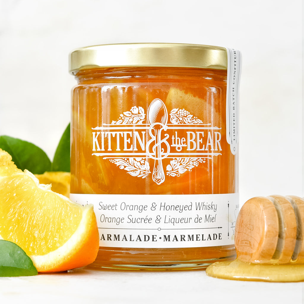 SIGNATURE COLLECTION: Sweet Orange & Honeyed Whisky Marmalade (wholesale)