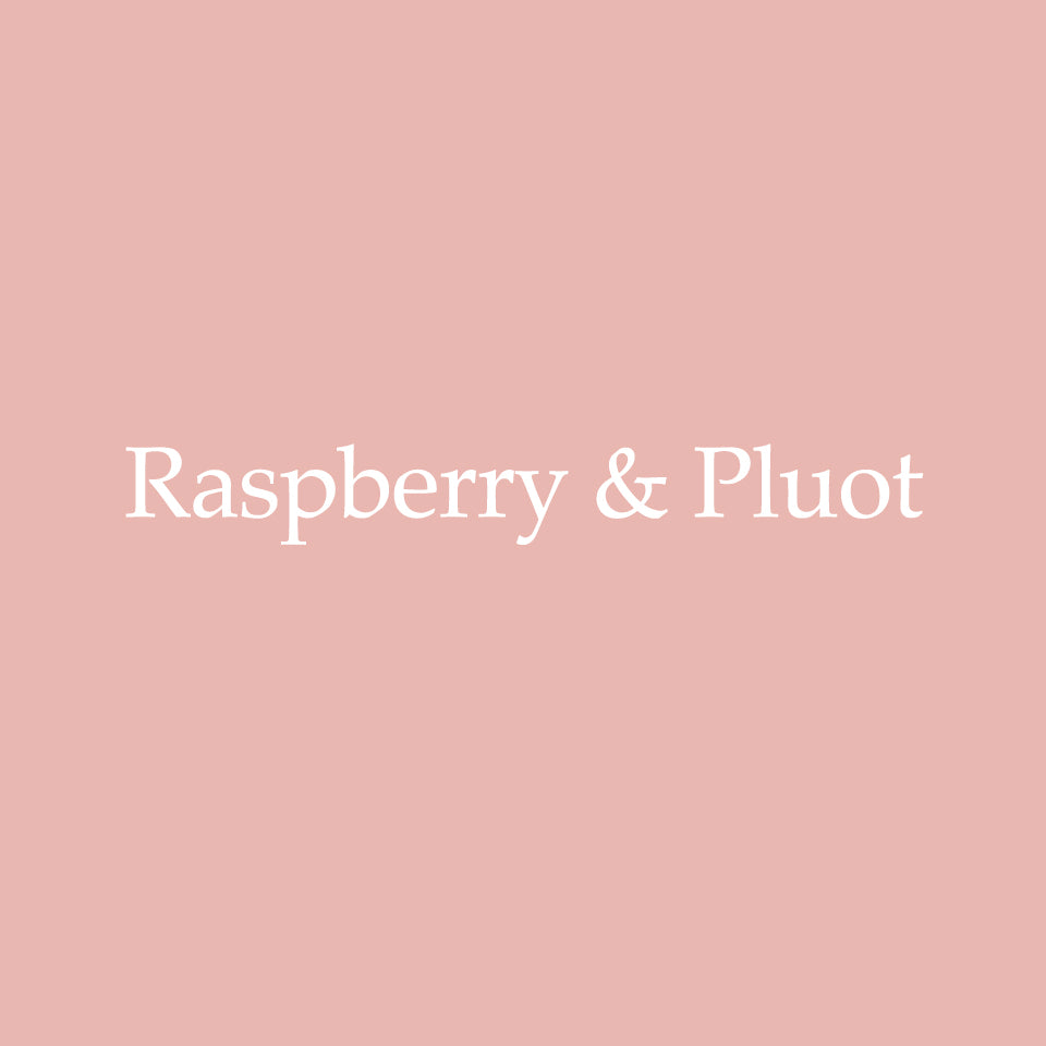Raspberry & Pluot