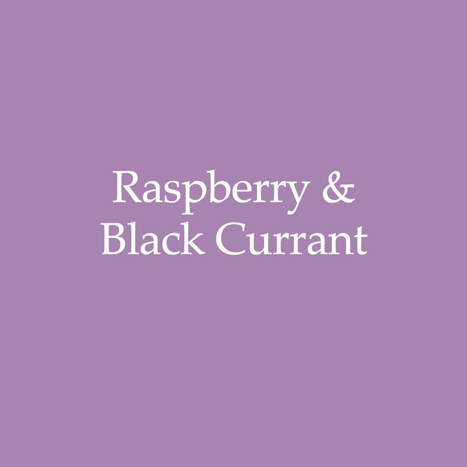 Raspberry & Black Currant