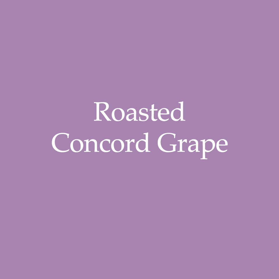 Roasted Concord Grape