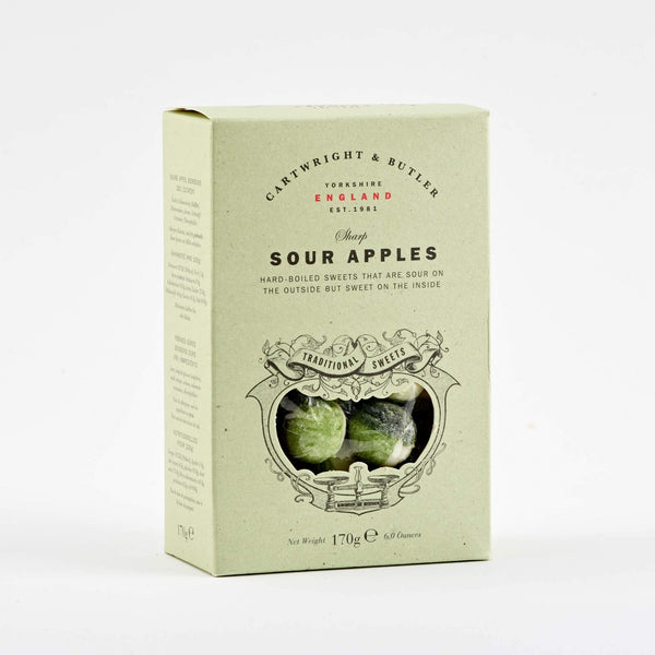 Cartwright & Butler // Sour Apples