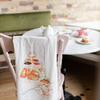 Honey Brush Designs // Tea Time Watercolour Tea Towel