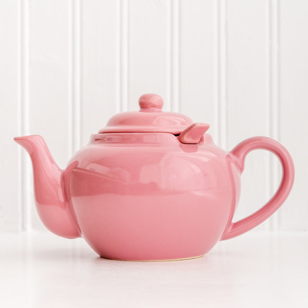 The Perfect Teapot // Dusty Rose