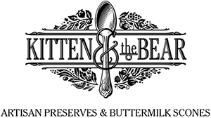 Kitten and the Bear logo