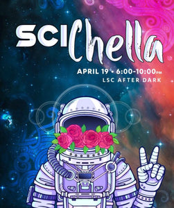 Coachella At The Liberty Science Center | Pop-Up Number 3!