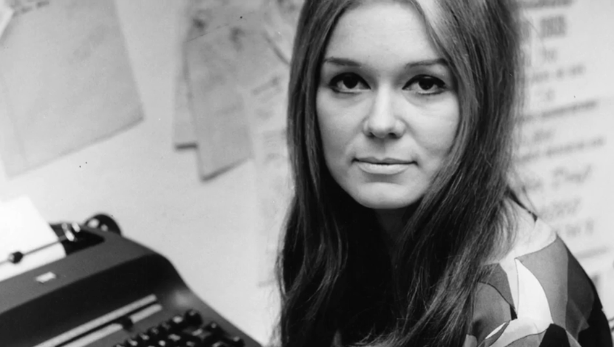 The Legend, the Voice: Gloria Steinem