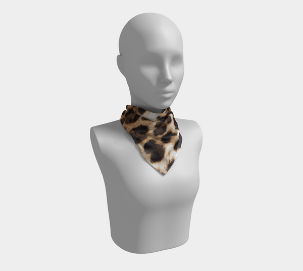 Wild & Soft | Cheetah Scarf