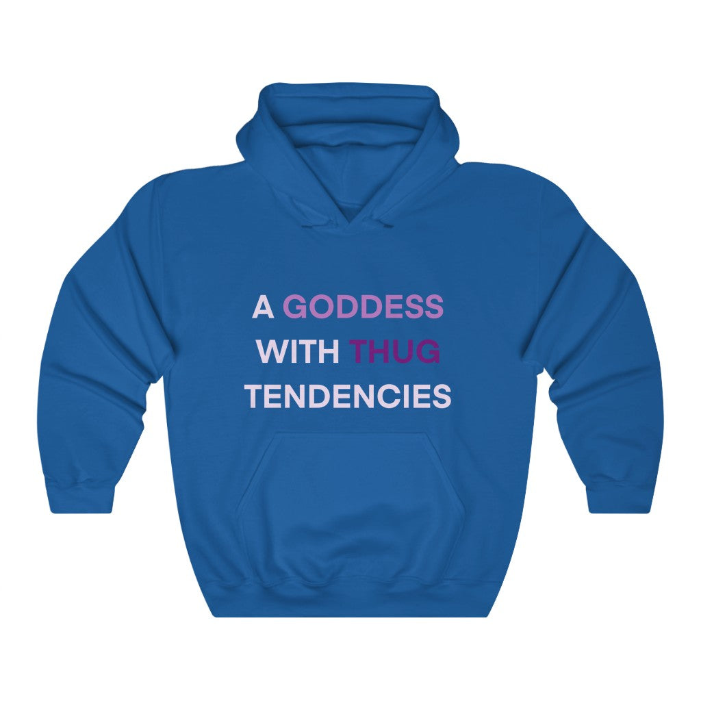 GODDESS Unisex Heavy Blend™ Hooded Sweatshirt