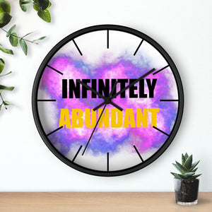 AbWall clock