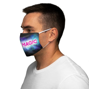 Snug-Fit Polyester Face Mask