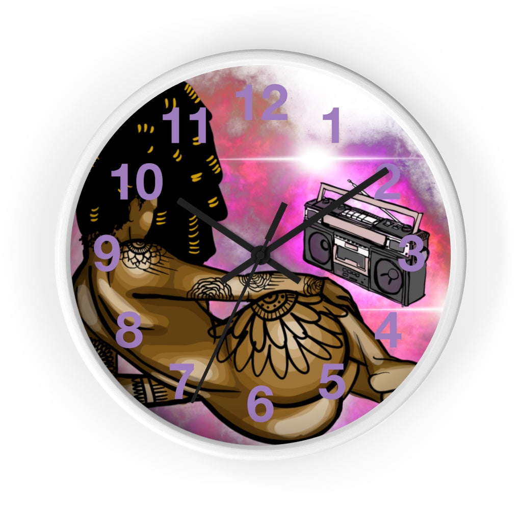 Music lova Wall clock