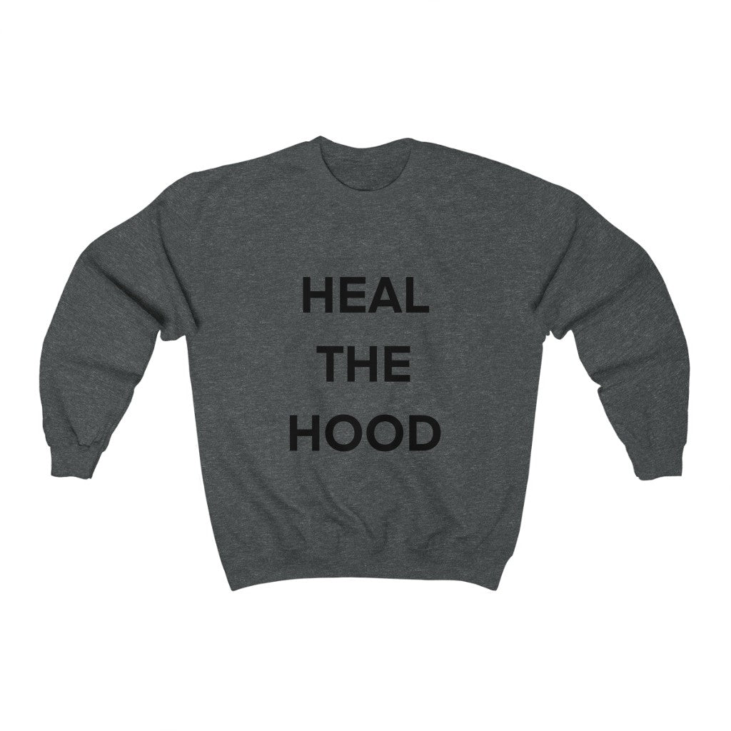 Heal Unisex Heavy Blend™ Crewneck Sweatshirt