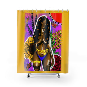 PeaceFULL Shower Curtains