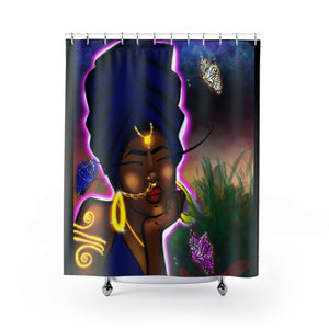 Peace Shower Curtains