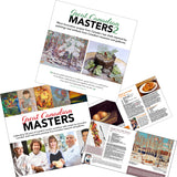 Great Canadian Masters 2 Cook Book