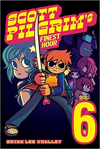 Scott Pilgrim Vol.6