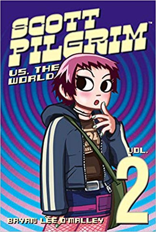 Scott Pilgrim Vol 2