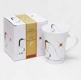 Benjamin Chee Chee Good Morning Porcelain Mug