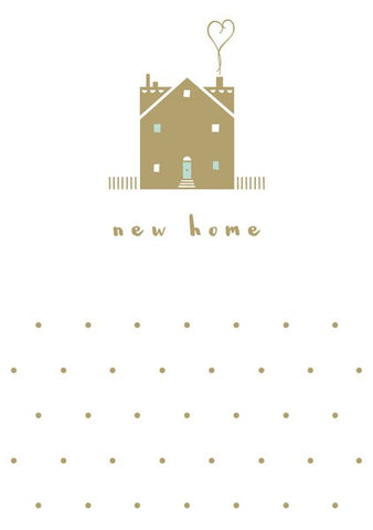 Card - New Home Heart