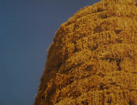 Jerry Pethick: Straw Tower