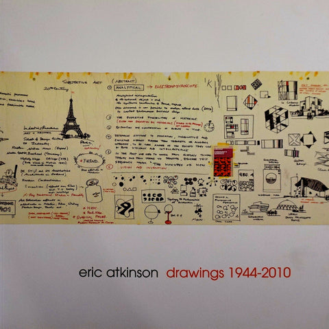 Eric Atkinson: Drawings 1944-2010