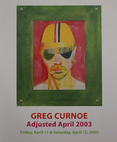 Greg Curnoe: Adjusted April 2003