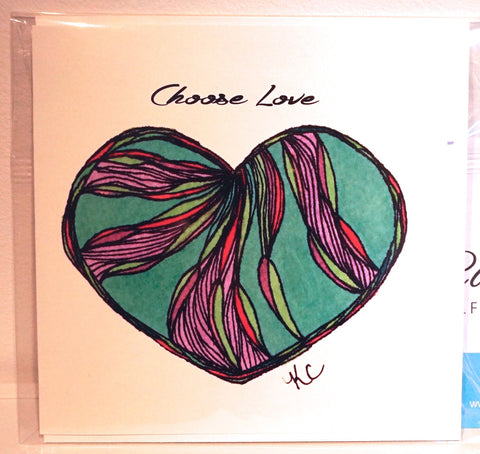Card - Choose Love