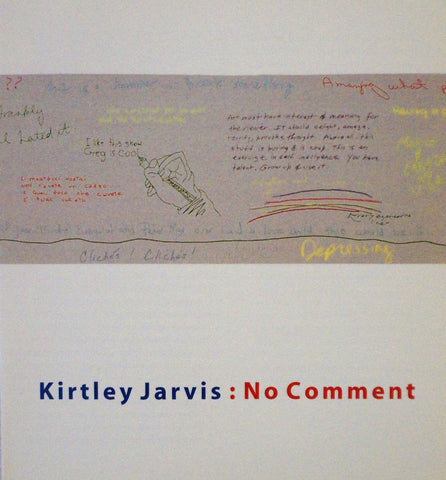 Kirtley Jarvis: No Comment