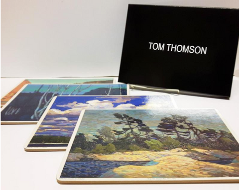 Tom Thomson Luncheon Placemats