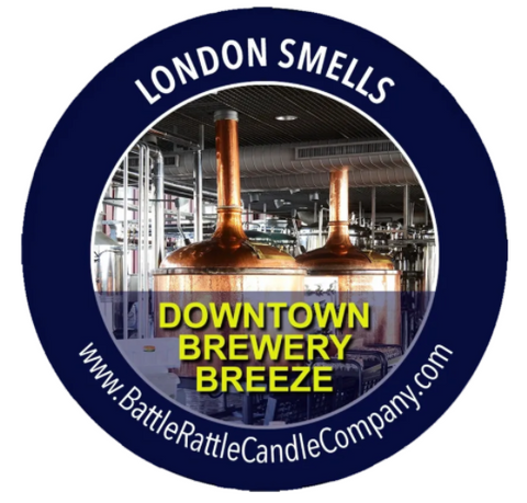 London Smells - Downtown Brewery Breeze