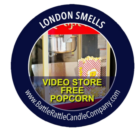 London Smells - Video Store Free Popcorn