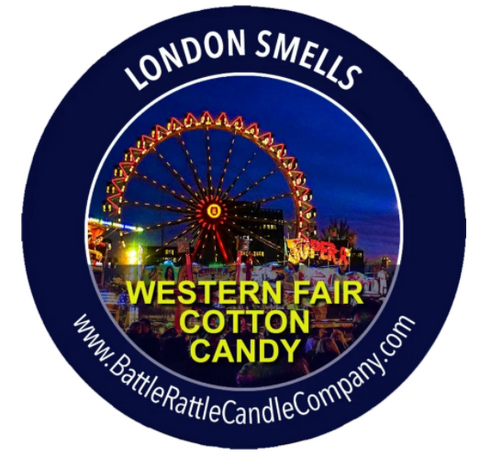 London Smells - Western Fair Cotton Candy