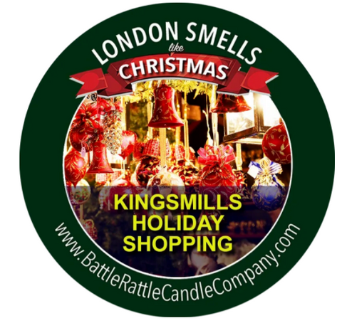 London Smells - Kingsmills Holiday Shopping