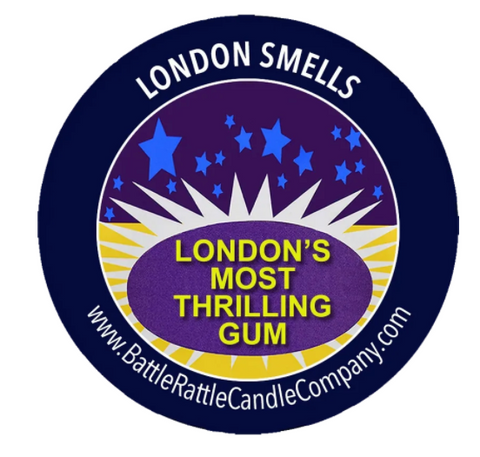 London Smells - London's Most Thrilling Gum