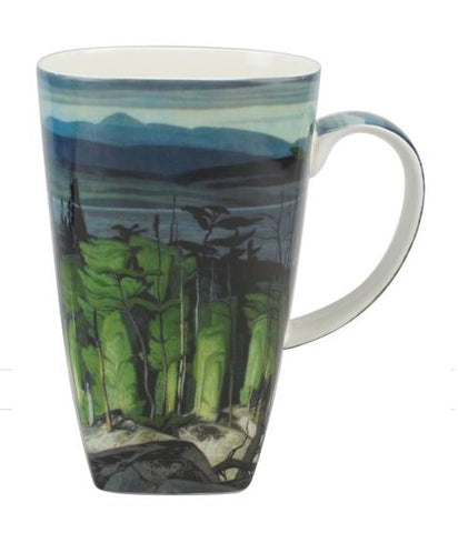 Casson Mug - Jack Pine and Poplar