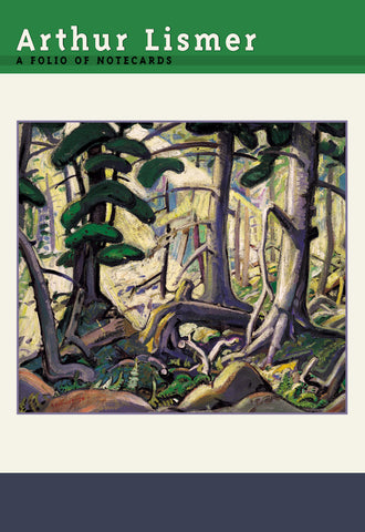 Folio of Notecards - Arthur Lismer