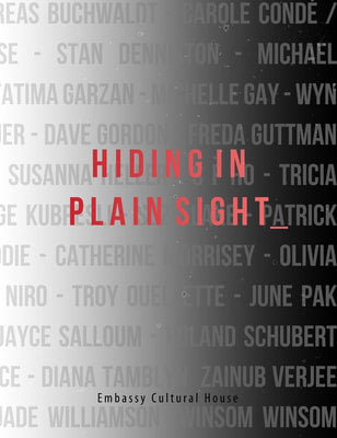 Hiding in Plain Sight - Embassy Cultural House
