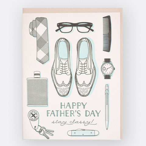Card - Dapper Dad