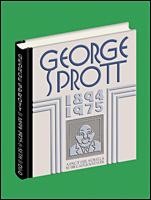 George Sprott (1894-1975) by Seth