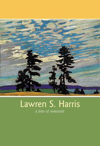 Folio of Notecards - Lawren S. Harris