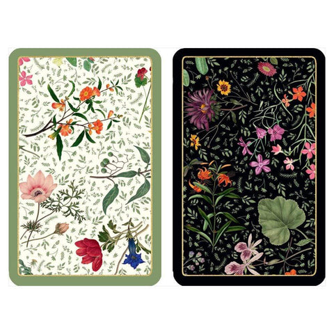 Playing Cards - English Country Garden