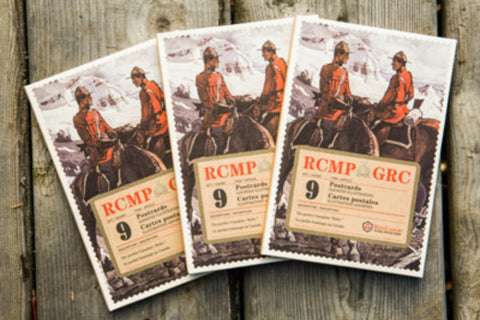 RCMP Postcards