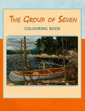 Group of Seven Colouring Book