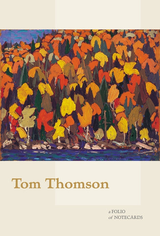 Folio of Notecards - Tom Thomson