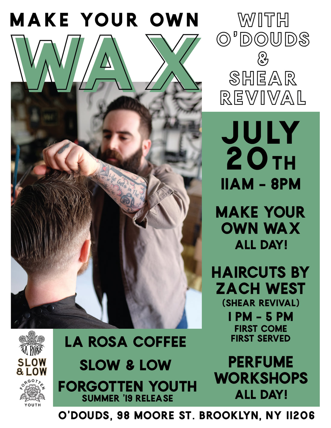 Make your own WAX!